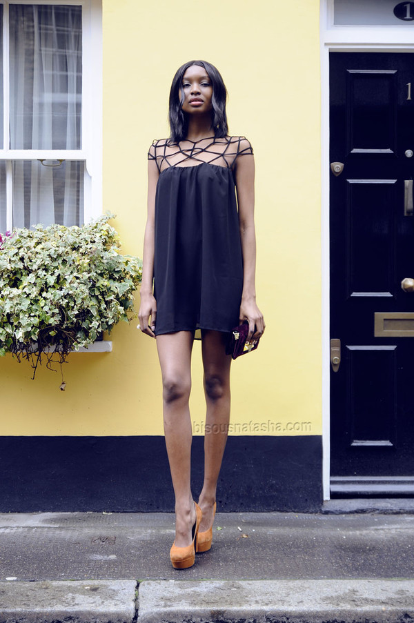 bisous natasha dress bag jewels shoes
