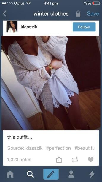 cardigan jacket dress