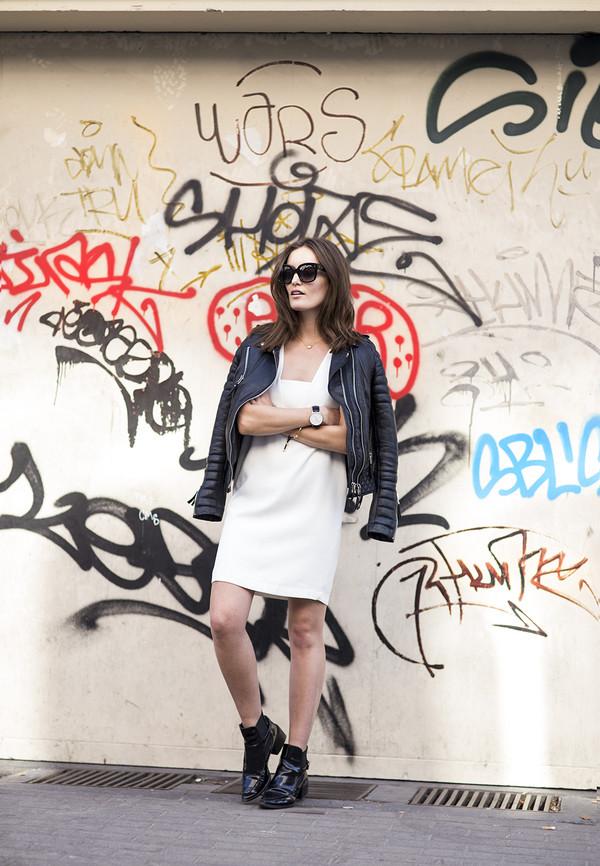 anouska proetta brandon jacket sunglasses shoes jewels