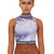SHADE Polo Crop Top - Cloud - SHADE | The official website and online store for SHADE London