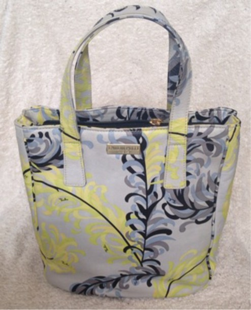 bag emilio pucci firenze tote bag