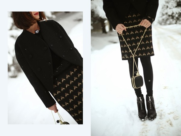 trivial insanity shoes skirt bag jacket jewels
