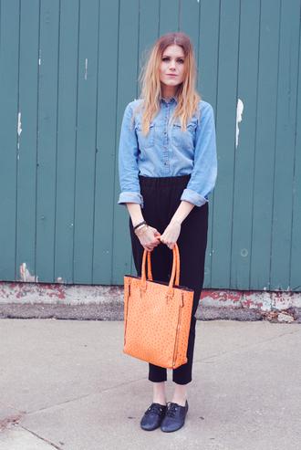 love blair t-shirt pants bag shoes