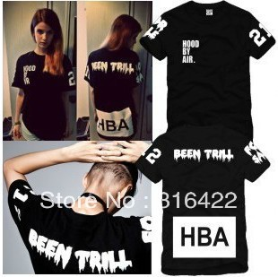 Pyrex 23 Pink Dolphin Ymcmb Supreme XXIII Men Hood By Air HBA X Been Trill Kanye West Edison tee short sleeve T shirt-in T-Shirts from Apparel & Accessories on Aliexpress.com