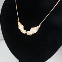 Angel's Wings Necklace · WANDERLUSTINY · Online Store Powered by Storenvy