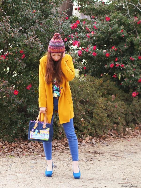 xoxo hilamee shirt pants shoes coat bag hat