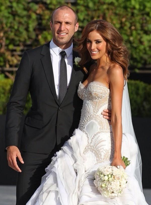 dress wedding dress bride