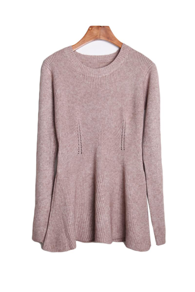 2013 Autumn & Winter New Section Knitted Sweater With Sweep,Cheap in Wendybox.com