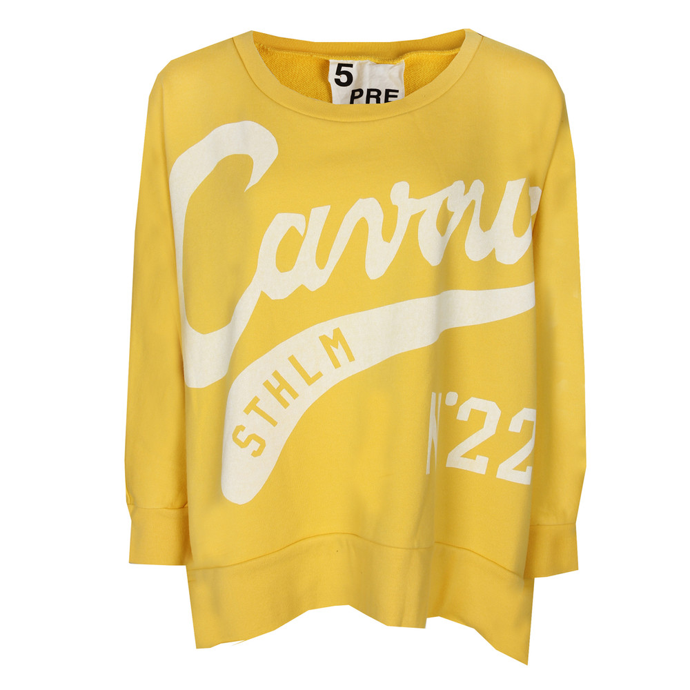 Womens 5 Preview Oversized Sweater