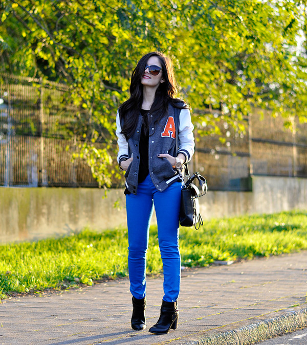 petit and sweet couture jacket bag shoes sunglasses
