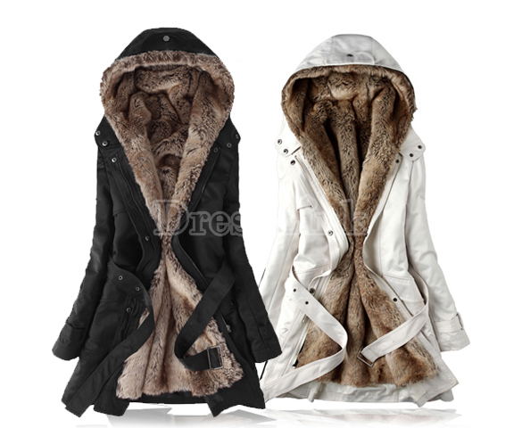 Girl's Winter Warm Coat Outerwear Quilted Jacket Overcoats