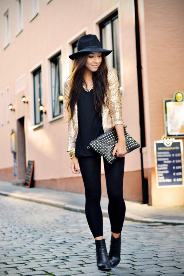 flirting with fashion jacket t-shirt pants shoes bag hat