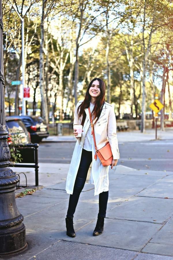 color me nana blouse t-shirt jacket jeans bag shoes