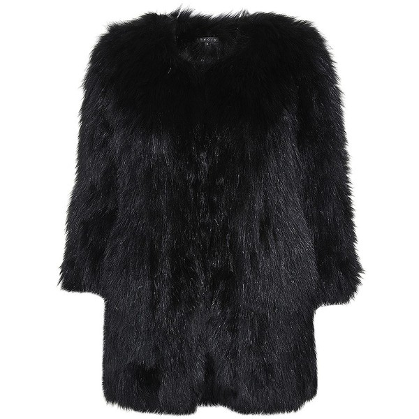 THEORY Seymour Fur Jacket - Polyvore