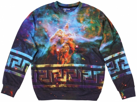 Original SEXY SWEATER SPACE ORNAMENT   Fusion® clothing!
