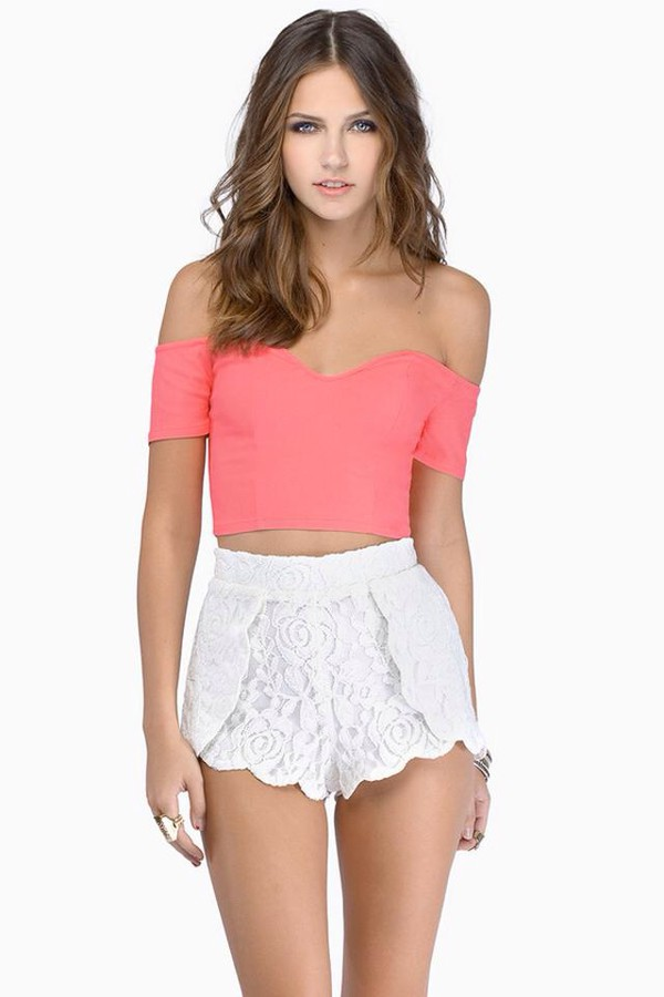 shorts lace shorts lace crochet summer outfits