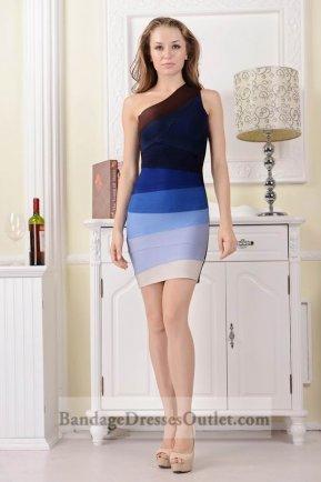 Single Shoulder Blue Ombre Pattern Banded Dress Outlet [Single Shoulder Blue Ombre] - $157.00 : Cheap Bandage Dresses Online, Wholesale Price Bandage Dresses Outlet