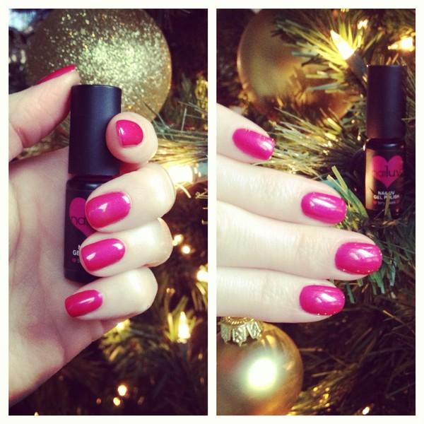 nail polish beautiful pink nails