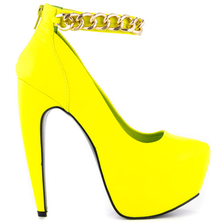 Bucka - Neon Yellow, Privileged, 79.99, FREE 2nd Day Shipping!