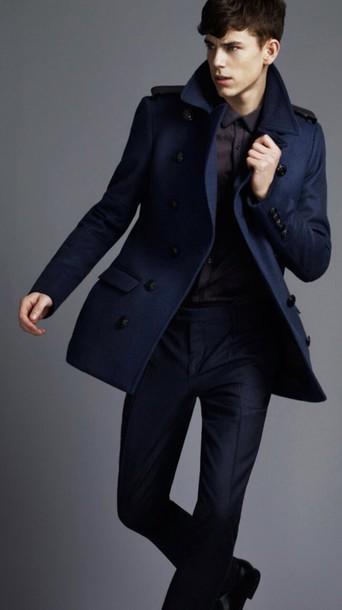 coat menswear mens jacket