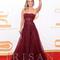 2013 emmy awards red carpet kaley red lace a-line formal evening prom dress 2-16 | ebay