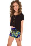 Typical Girl Pom Pom Shorts