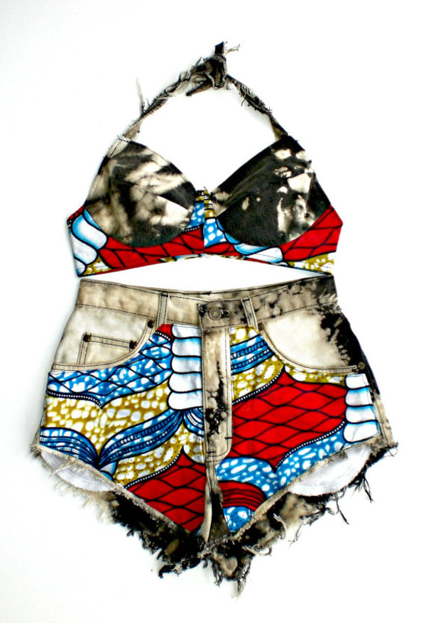 swimwear set bikini outfit beach summer