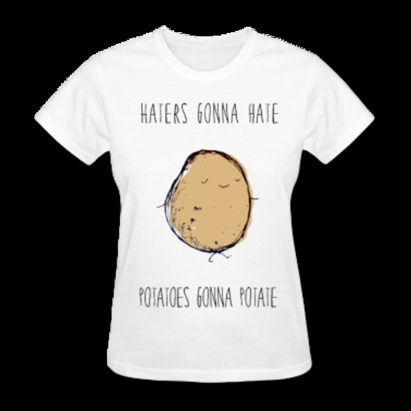 t-shirt haters haters gonna hate