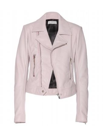 mytheresa.com -  Leather biker jacket  - Leather - Jackets - Clothing - Luxury Fashion for Women / Designer clothing, shoes, bags