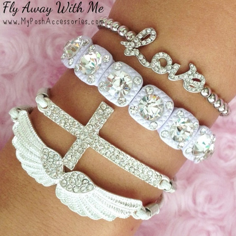 Fly Away With Me   Posh Accessories