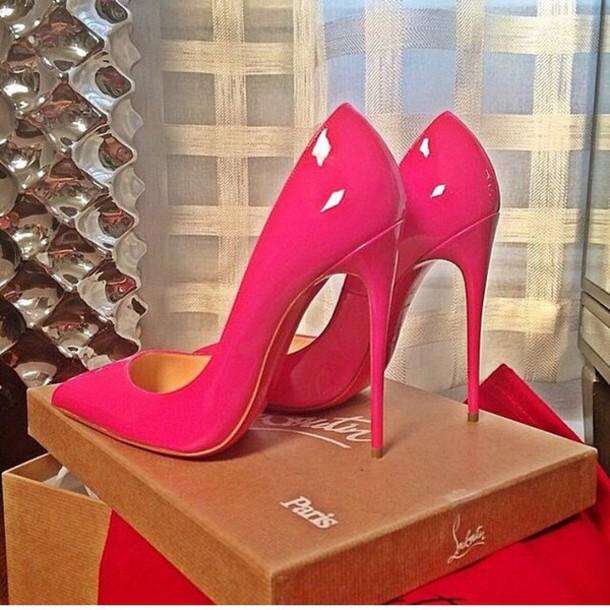 shoes vibrant