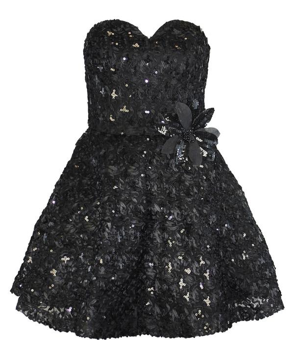 dress ladies sexy net sequins flowers bodycon evening dress cute short party dresses prom dress little black dress sweetheart neckline