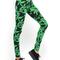 Buy motel printed legging in multicoloured forest print at motel rocks