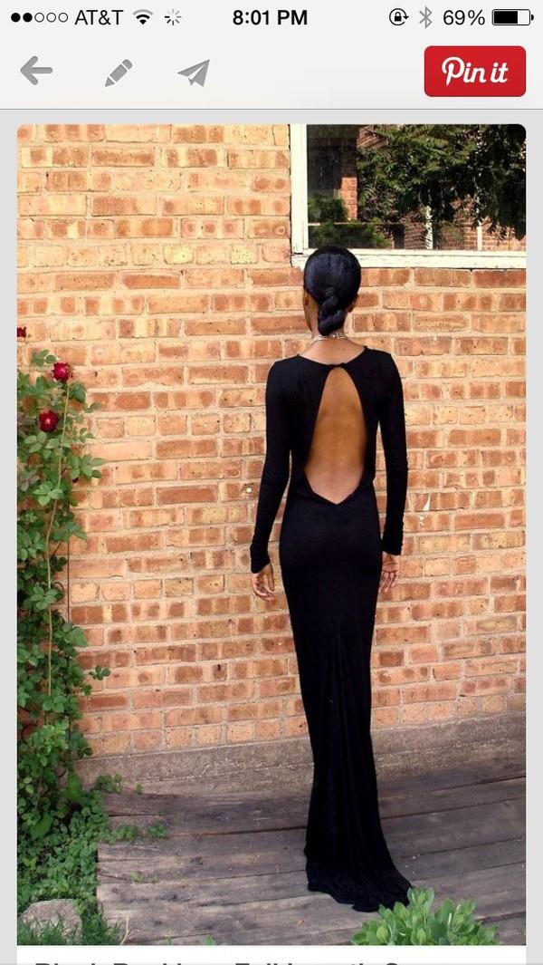 dress black backless dress black backless dress backless maxi dress