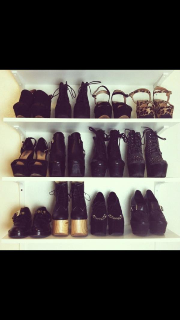 shoes heels high heels boots booties platform shoes creepers pumps stilettos black gold gold