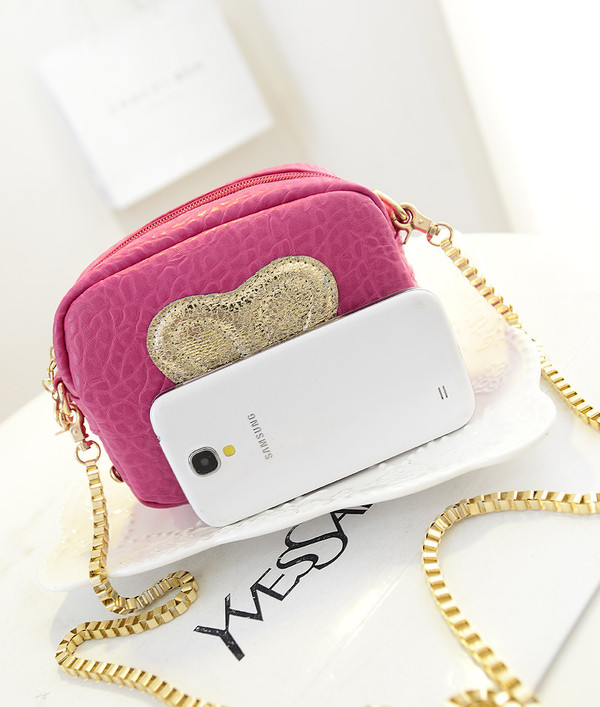 bag mouth cute fashion bag vogue lovely