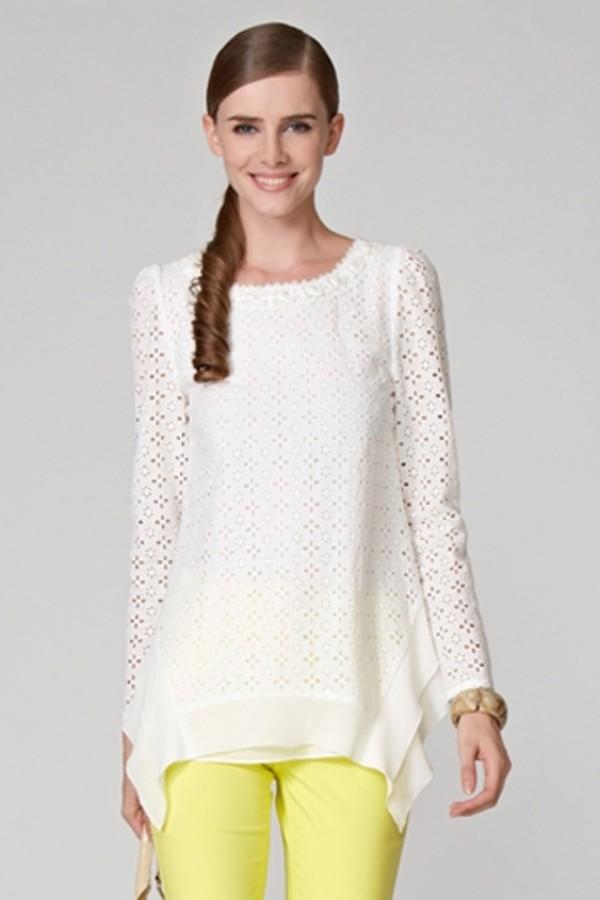 shirt persunmall white shirt white