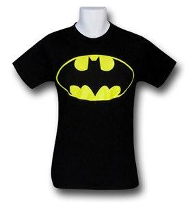 Batman Traditional Symbol T-Shirt