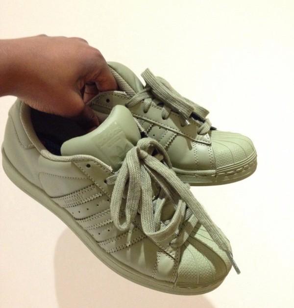 adidas original superstar khaki