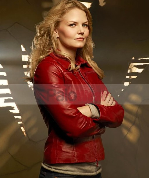 jacket emma swan once upon a time show