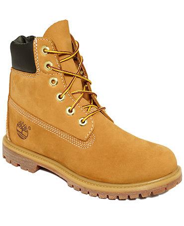 Timberland Women's Booties, Premium Booties - Shoes - Macy's