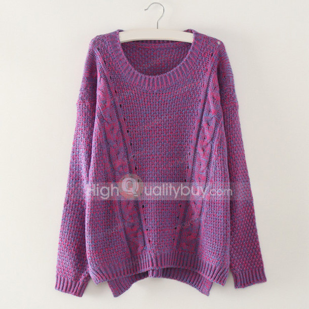 sweater purple purple sweater purple knit knitwear knit sweaters knitted sweater