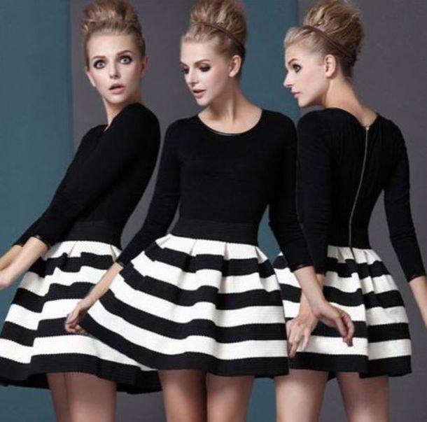 Party Glam skater dresses