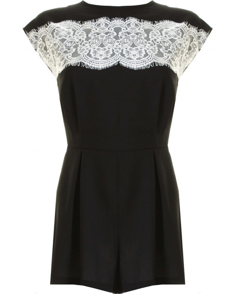 Shella Lace Playsuit | Outfit Made