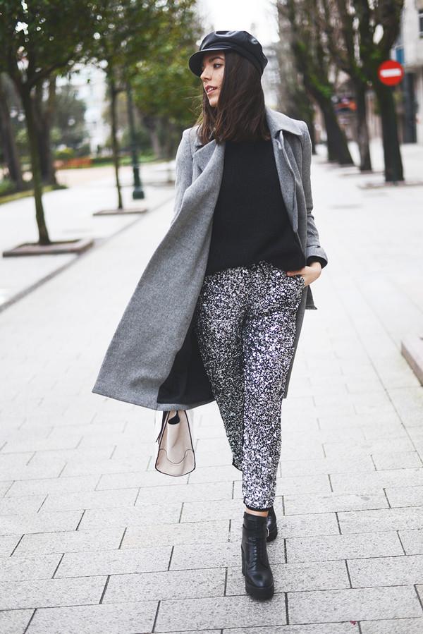 the fashion through my eyes shoes bag coat scarf