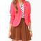Womens blazer, blazer jacket and suit jacket   shop online   forever 21 -  2031557469