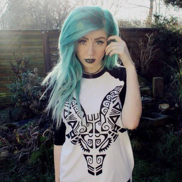 shirt t-shirt black and white indie tumblr