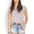 Daisy Dot Denim Shorts | FOREVER 21 - 2000107241