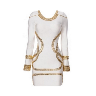Vestido Bandage - Gorgeous W — Upper Chic