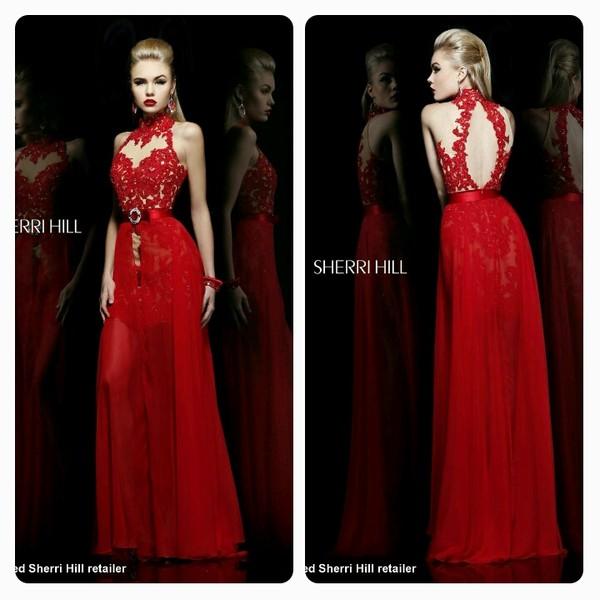 dress sherri hill